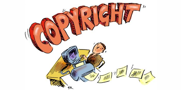 El Derecho de Autor y la Propiedad Intelectual También Existen En Internet