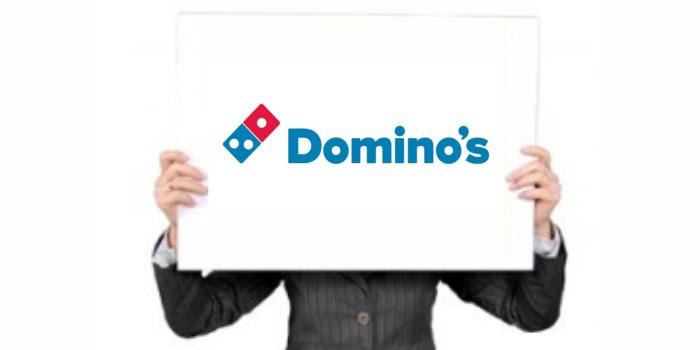 Mírate en el espejo de… Domino's Pizza