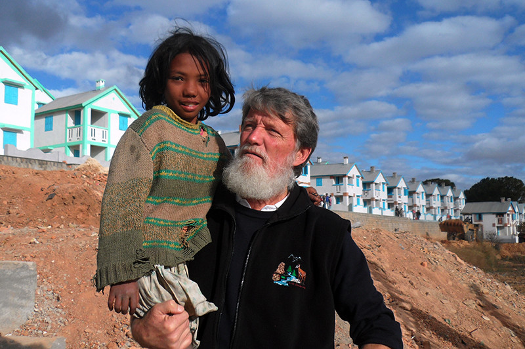 San Pedro, el ángel de Madagascar