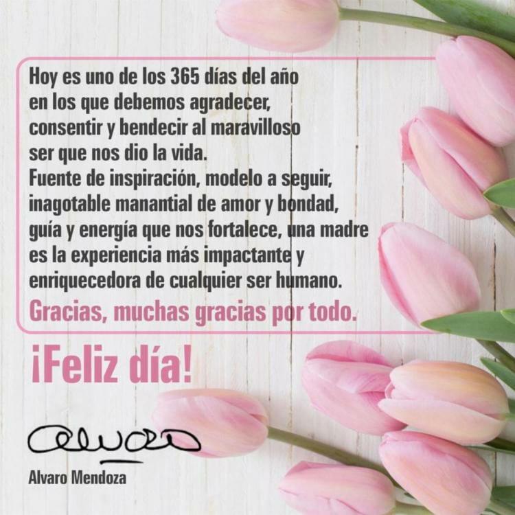Gracias Muchas Gracias Por Todo Madre Blog Mg
