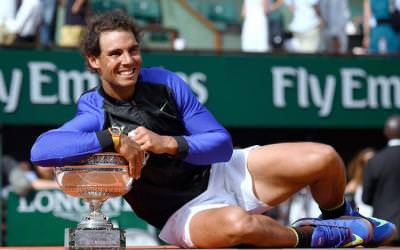 Rafa Nadal nos dejó 5 lecciones de vida y negocios en Roland Garros