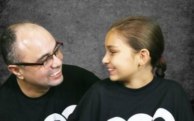Ser padre es el emprendimiento más apasionante que existe