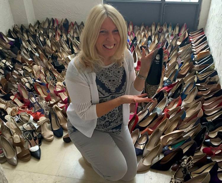 Lisa Kay: rumbo al éxito en los zapatos de otras