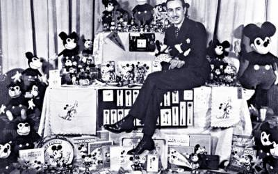 Walt Disney: fantasía para superar obstáculos