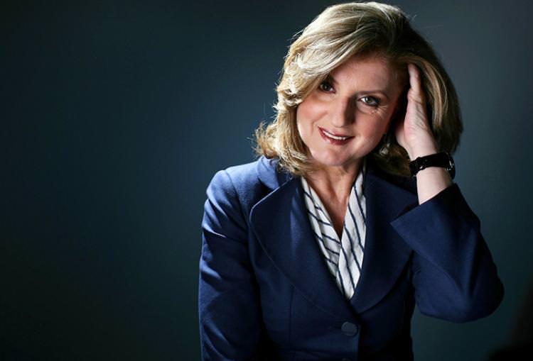 Arianna Huffington, la reina de la reinvención