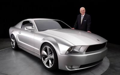 Lee Iacocca, motor del éxito de Ford y Chrysler