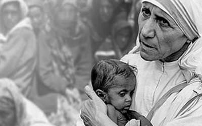 Táctica de Ventas de la Madre Teresa de Calcuta