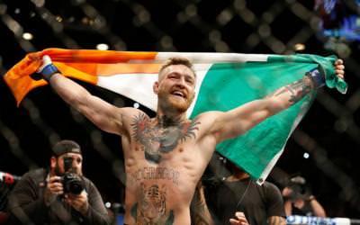Conor McGregor: el que a buen árbol se arrima…