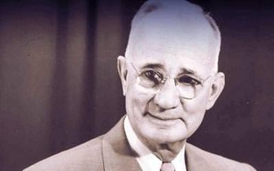 Napoleon Hill: el padre de las mentes maestras