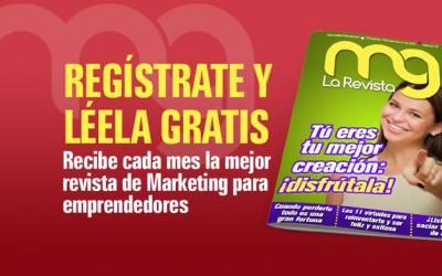 MG La Revista – Edición Octubre/Noviembre 2017
