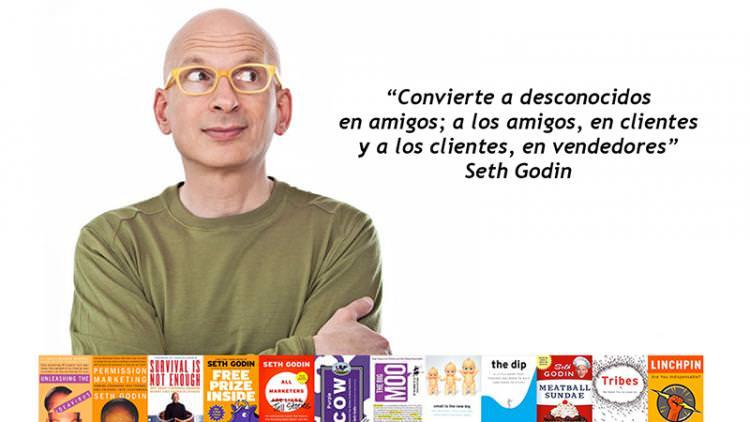 Seth Godin, el poco convencional genio del marketing del siglo XXI