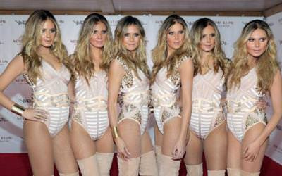 Para Heidi Klum, Halloween es una fiesta… ¡de marketing!