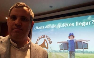 Alexander Méndez: marketing para darles forma a tus sueños
