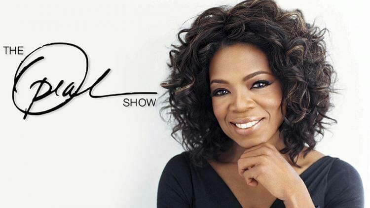 Oprah Winfrey: no hay que ser perfecto para ser feliz