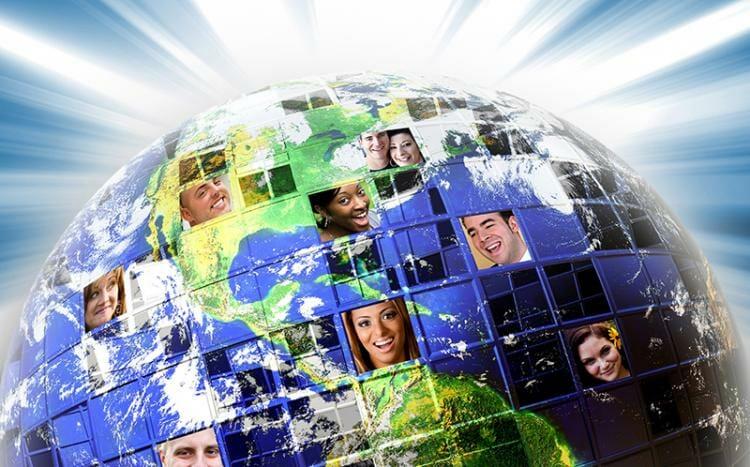 ¡Hay más de 4.000 millones de personas conectadas a internet!