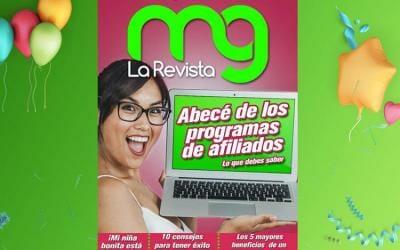 ¡MG La Revista, mi niña bonita, está de 15!
