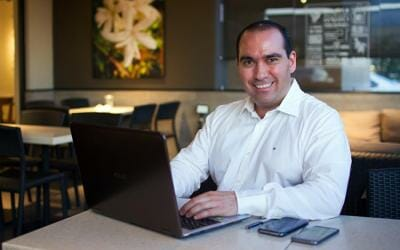 Emilio González: valor y valentía para emprender y triunfar