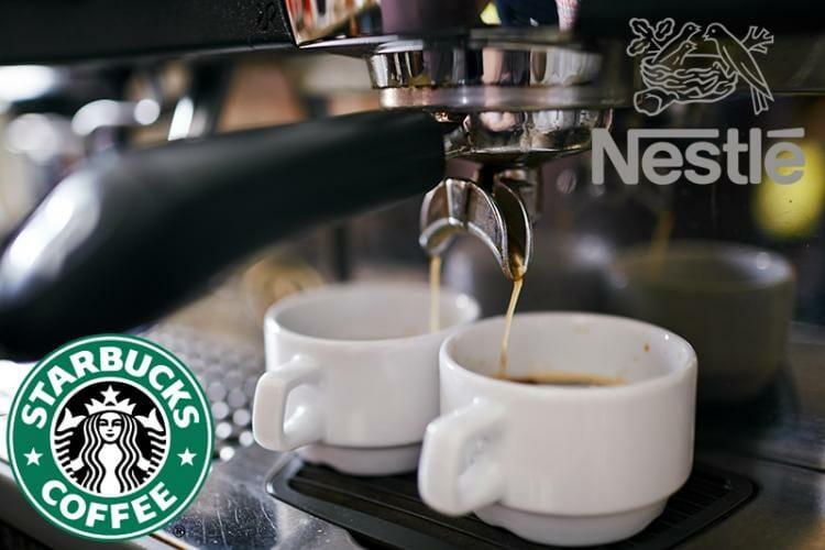 Si no puedes vencerlo, únete a él: Nestlé y Starbucks