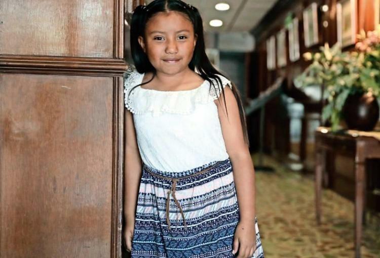 Xóchitl, la niña científica que construye sueños de grande