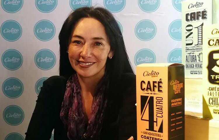 Alma Rosa García, café con aroma de mujer exitosa