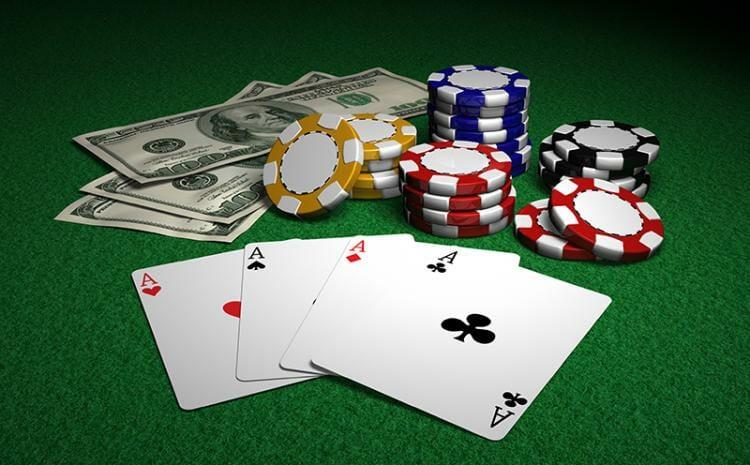 Mi póker de ases para que tu negocio nunca pierda