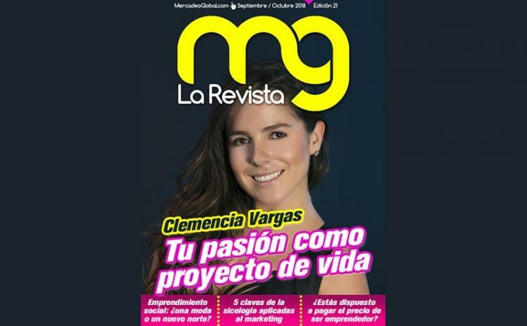 MG La Revista de septiembre llega con mucho ritmo