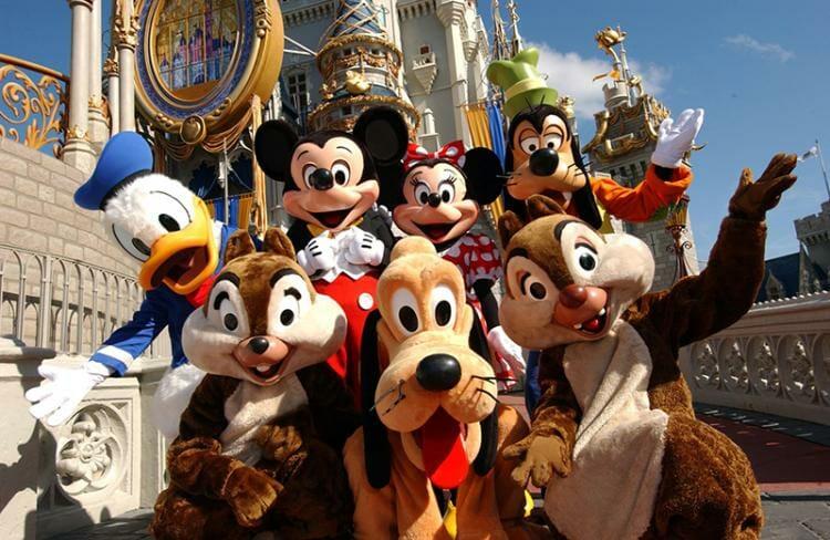 Disney: lecciones de la sicología del paraíso de la fantasía