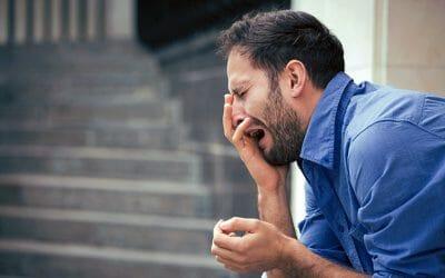 Los emprendedores felices y exitosos también lloran