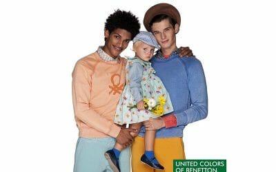 El descolorido presente de Benetton, la marca multicolor