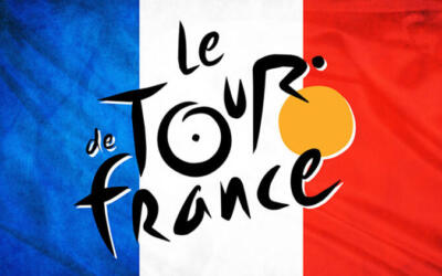 Tour de Francia: marketing a puro pedal