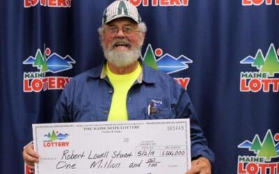 Ganó la lotería dos veces, pero esa no es su gran fortuna