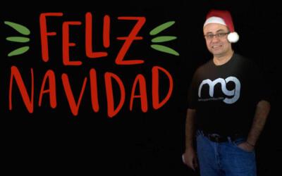 Que disfrutes la magia y las bendiciones de la Navidad