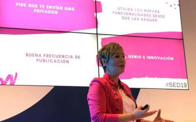 Iria Álvarez, una mujer emprendedora del siglo XXI