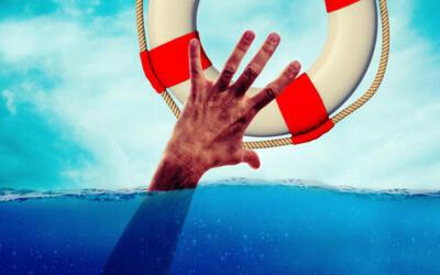 Este es TU momento: ¡no te ahogues al llegar a la orilla!