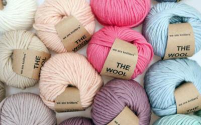 We Are Knitters: un emprendimiento exitoso tejido a mano
