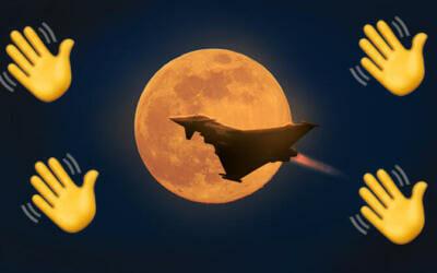 ¿Alguna vez te subiste a un jet supersónico? Prueba con Clubhouse…