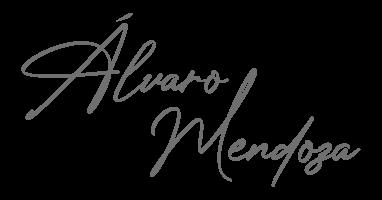 Firma de Alvaro Mendoza